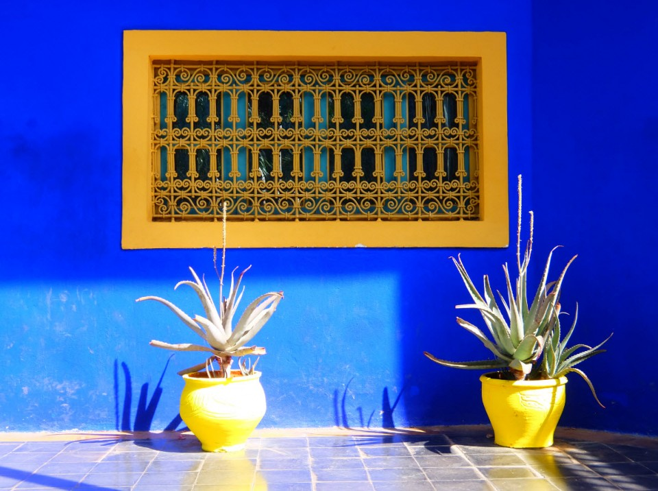 Jardin Majorelle A Marrakech Inspiration For Travellers