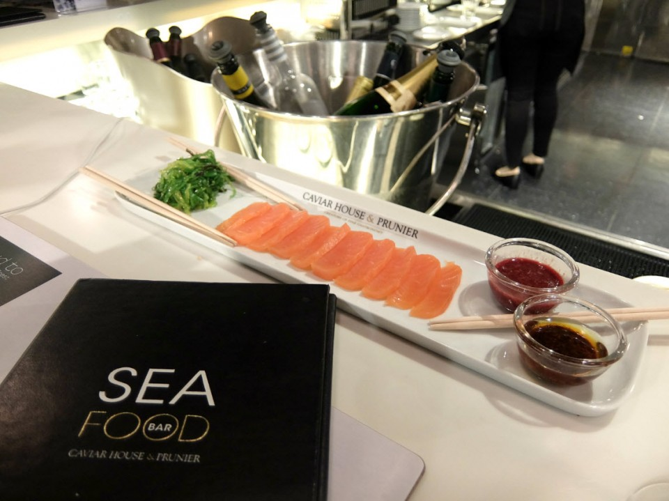 Boutique et Sea Food Bar Caviar House & Prunier